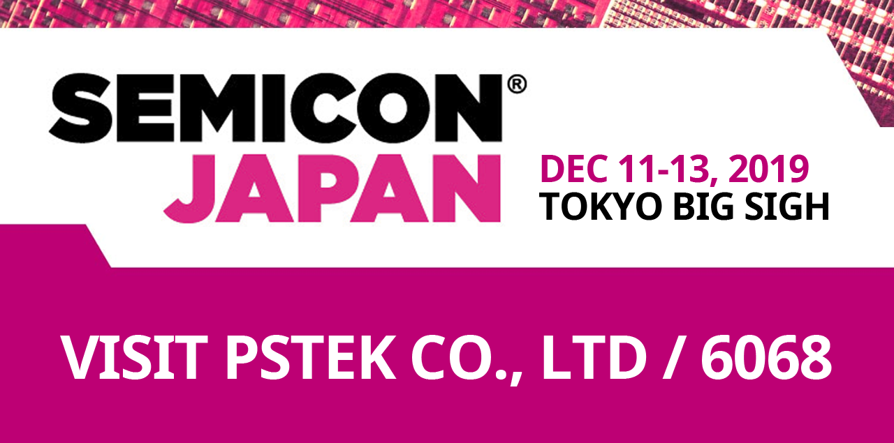 SEMICON JAPAN PSTEK 6068